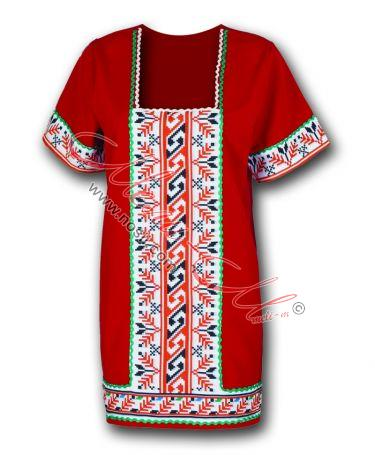 Elegant tunic with print